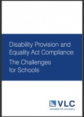 Equality Act compliance report