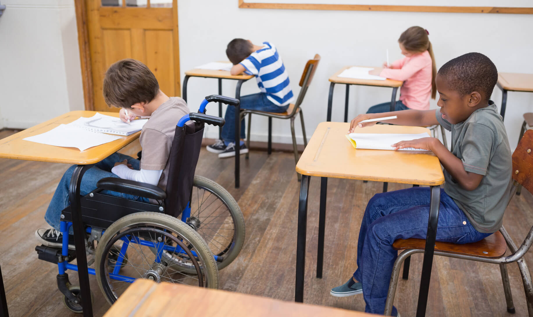 Classroom Design For Disabled Students : Hr aspects magazine how can schools avoid disability
