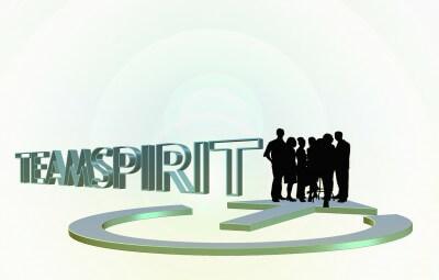 workplace - team spirit
