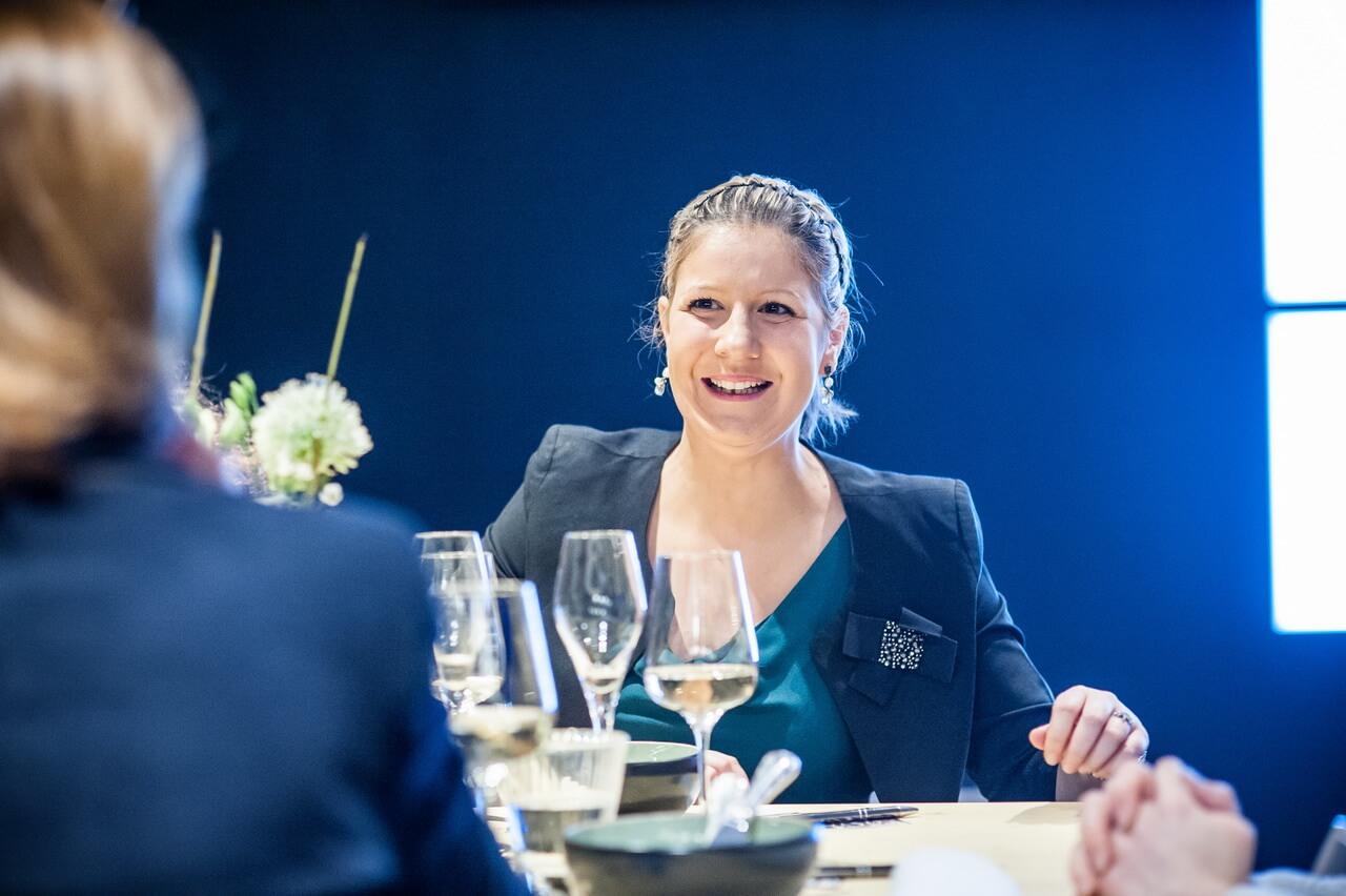 Barbara Goffioul: Managing a Global Workforce