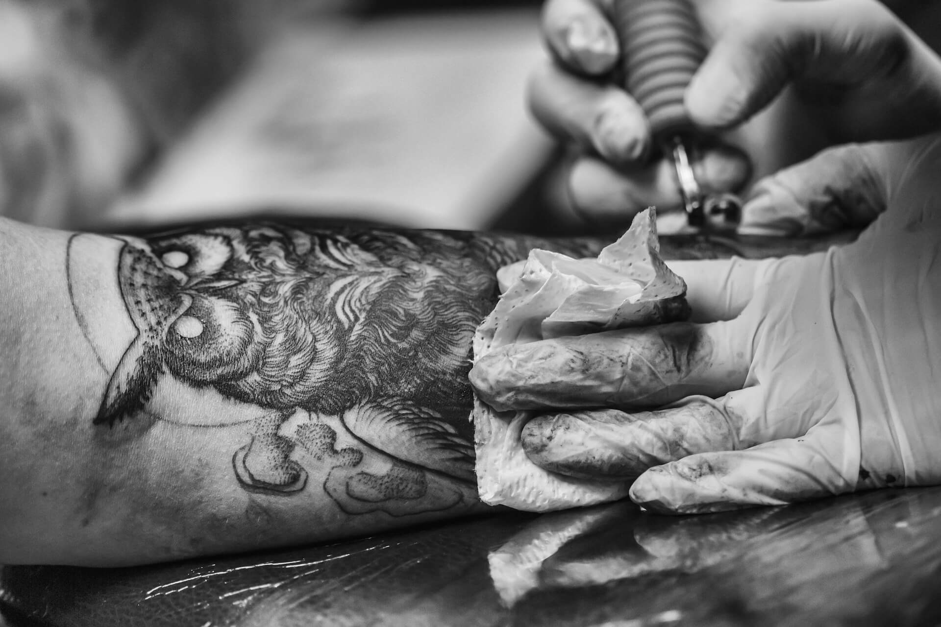 How Visible Tattoo Rules are Changing the Workplace.